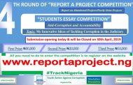 Undergraduates Dodging Writing on Corruption in CITAD Essay Competition?