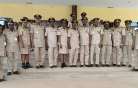 Immigration Service Elevates Mr. Oche to Assistant Comptroller-General, Raises Popular Expectations