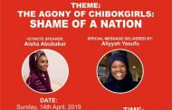 Abuja Marks 5th Anniversary of Chibok Girls' Saga