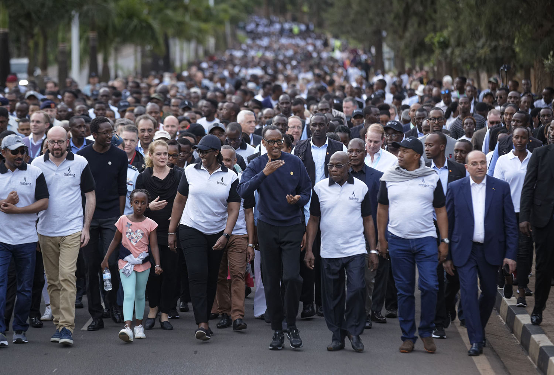 Week of Different Strokes in Africa's Nightmare in Rwanda, Algeria, Tripoli, Nigeria, Sudan & South Africa