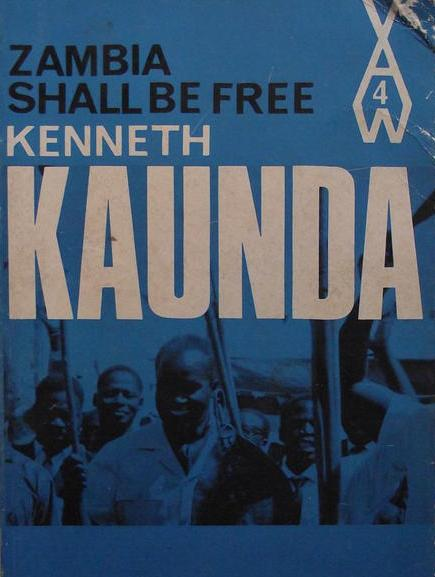 Kenneth Kaunda of Zambia Shall Be Free Fame Takes to the Floor @ His 95th Birthday