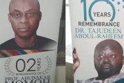 The Abubakar Momoh and Tajudeen Abdul-Raheem Mystique