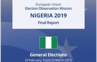 Connecting EU Final Report on 2019 Nigerian Polls to the National Context