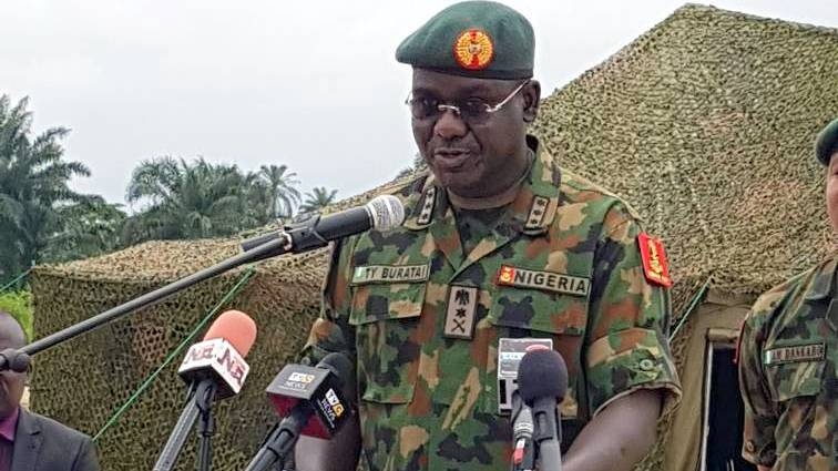 Nigerian Army Gives Own Side of Taraba Shooting, Calls It Distress Call Mishap