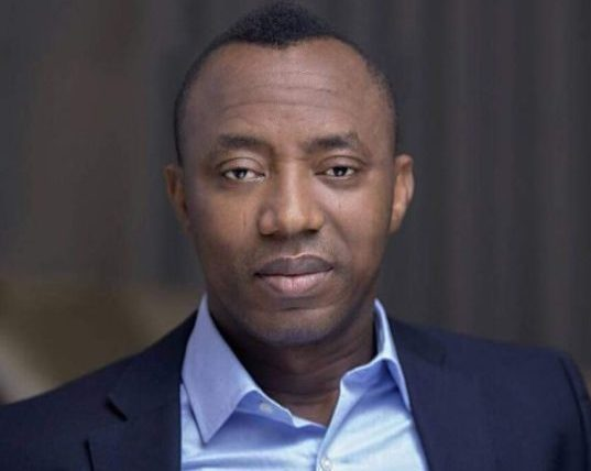 JAF Calls for Release of Sowore Amidst Debate on 'Revolution'