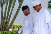 Could Buhari and Osinbajo Be Fighting?