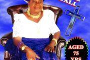 Bidding Mrs Theresa Ochugboju the Final Goodbye