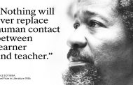 Soyinka and Adamu Adamu's Red Card for Rottenness in Education