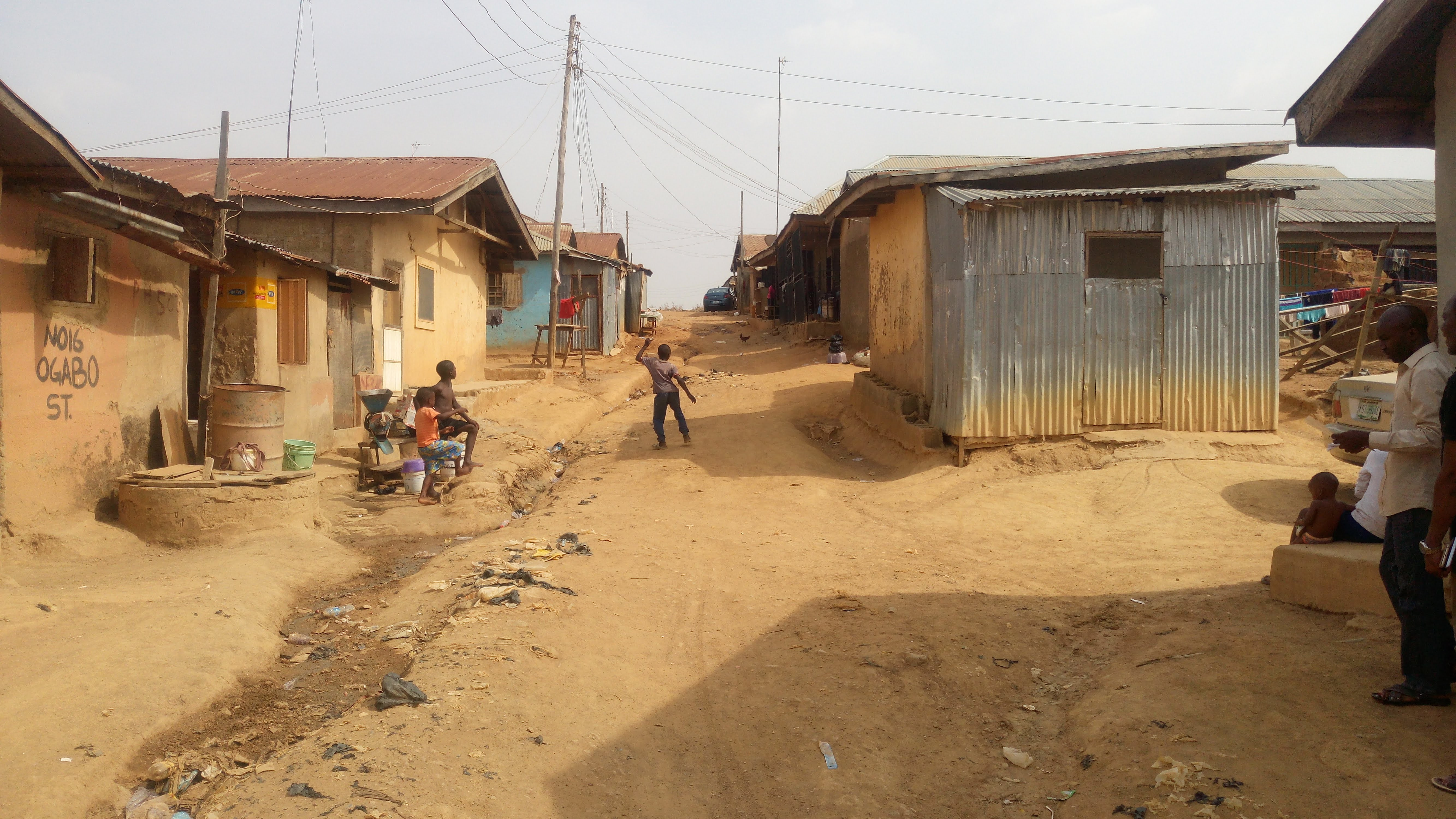Nigeria's Intimidating, Risky Poverty Figures