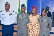Kafayat Sanni and Tolulope Arotile in the Rational World of Defense Intellectuals of the Nigerian Air Force
