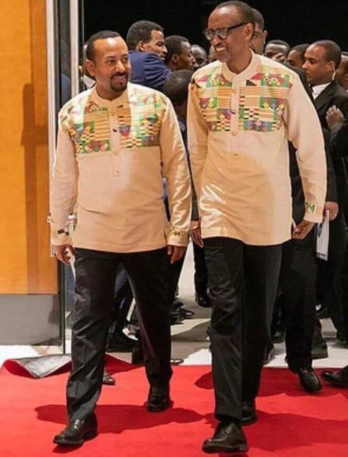 Africa's New Leaders and What Did They Do Right? Reconciliation