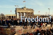 As Germany Celebrates 30 Years After the Berlin Wall, What Did 'Freedom' Really Mean?