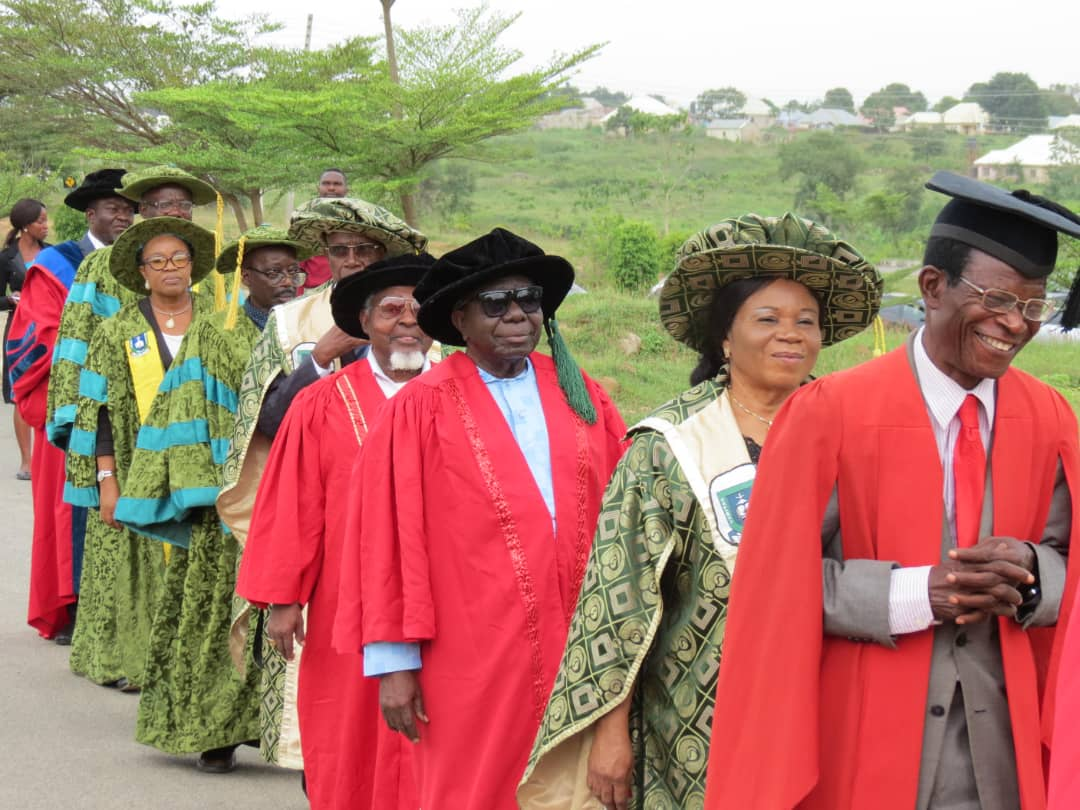 Contesting Global English in Prof Gabriel Egbe's Provocative Inaugural Lecture