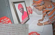 Erelu Bisi-Fayemi Lights a Candle for Nigeria