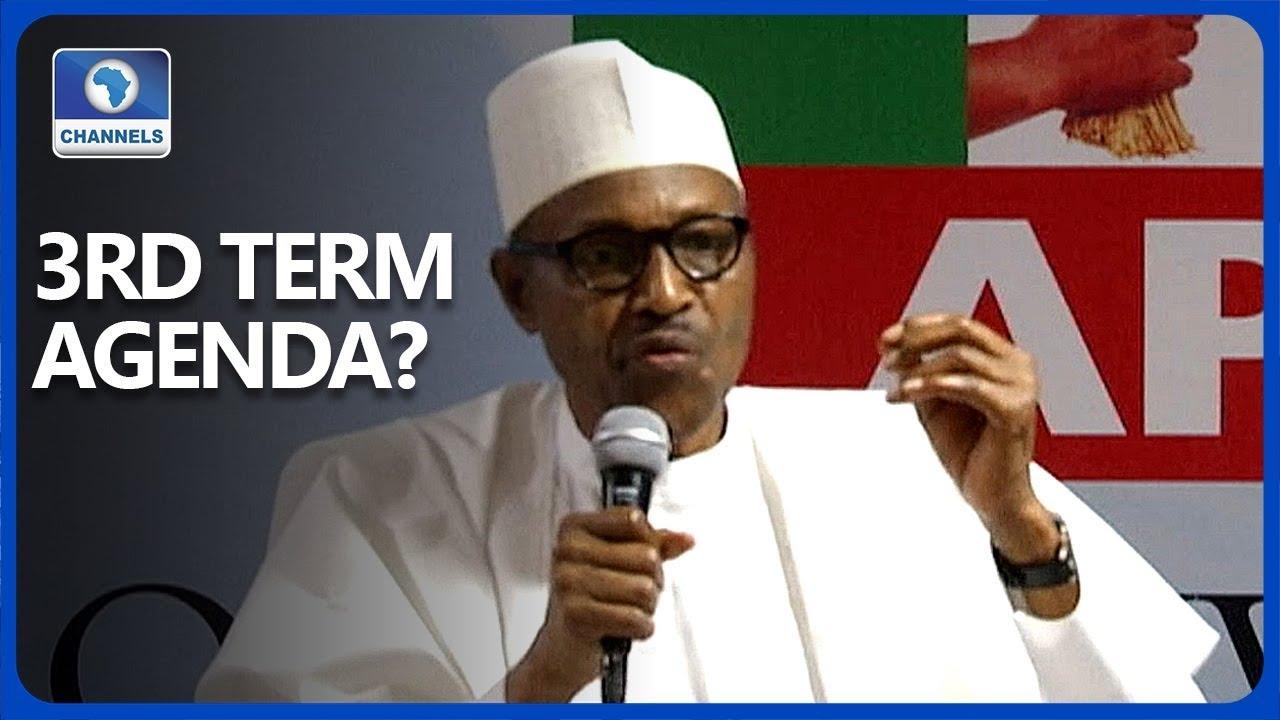 Imposing Third Term on Buhari in 2022/23