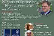 The Nigerian Moment @ Oxford University