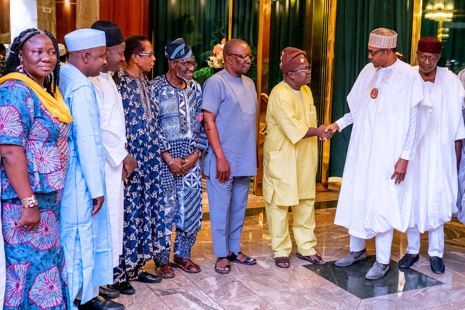 Meeting With Buhari Not Just Over IPPIS – ASUU