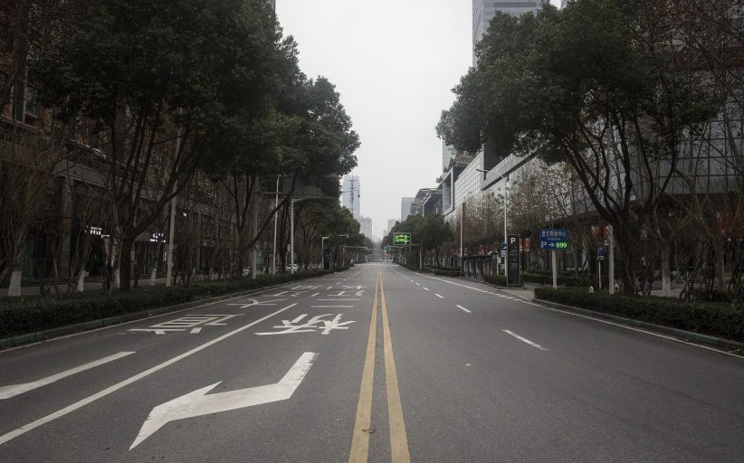 Coronavirus Epidemic Turns Chinese City of Wuhan Upside Down in Rare Pictures