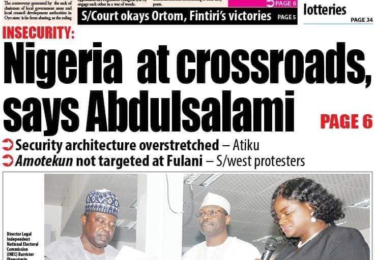 Will Insecurity Unmake Buhari?