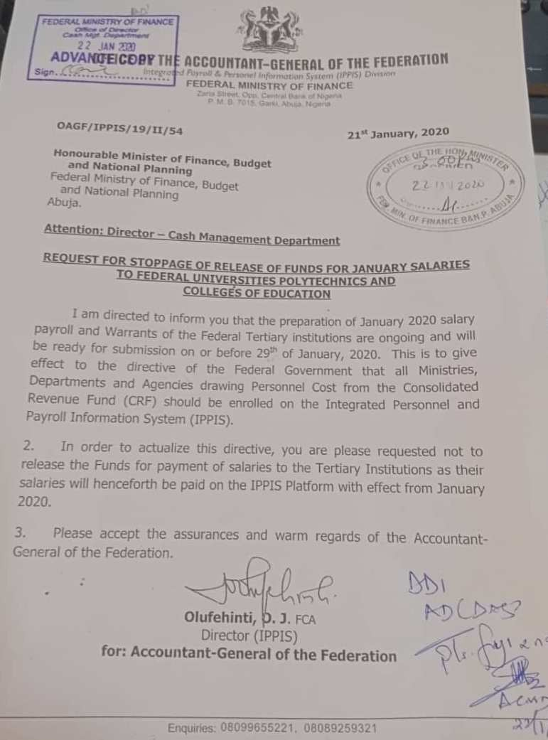 Is the ASUU-FG Moment Here at Last?