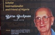 Radical Activists Reject Break – Up of Nigeria, Celebrates Swedish Political Economist, Bjorn Beckman (1)