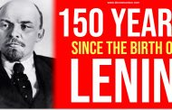 What's Lenin's 150th Birthday Anniversary All About?