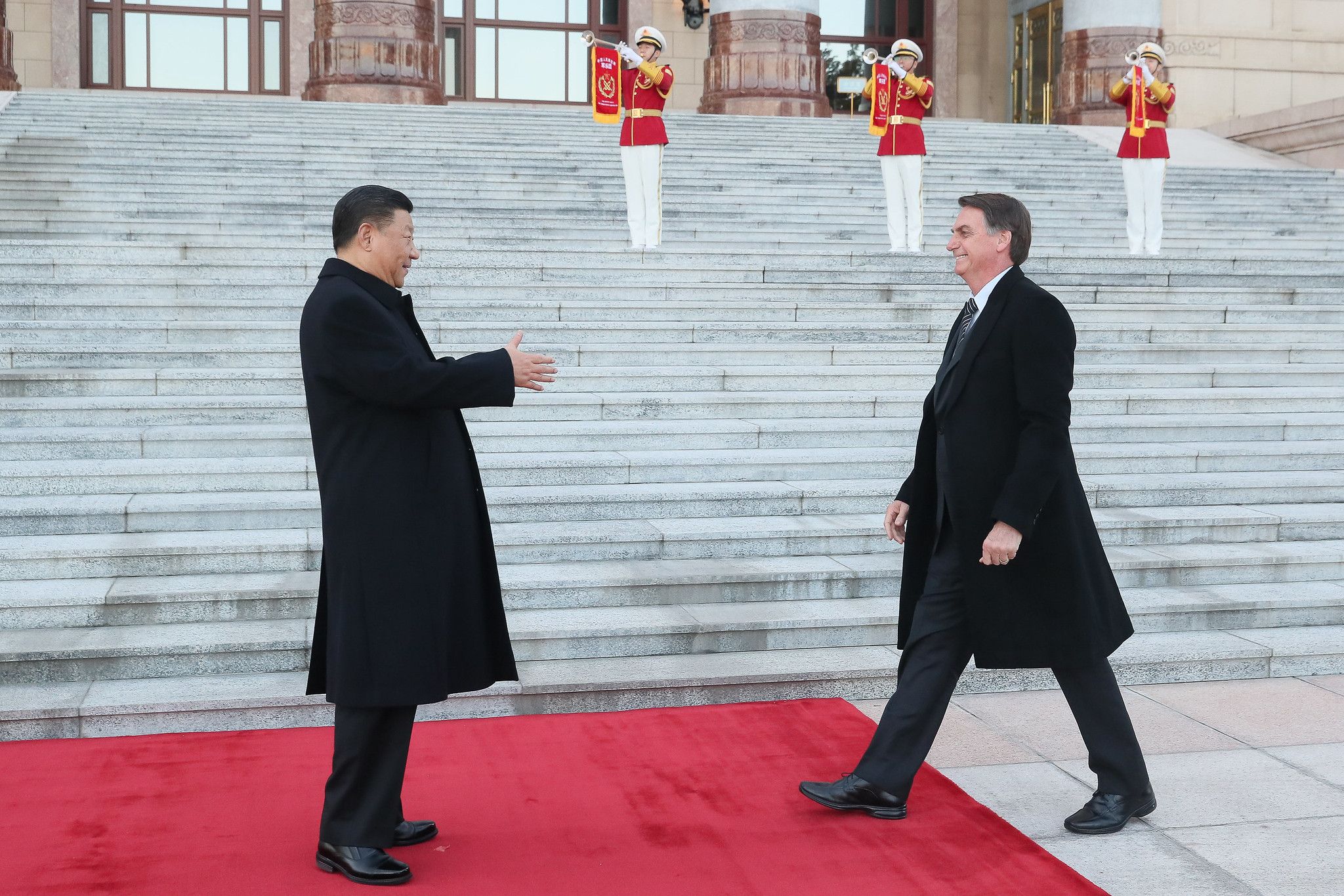 The World Holds Its Breath As China and Brazil Kicks Off the Geopolitics of COVID-19