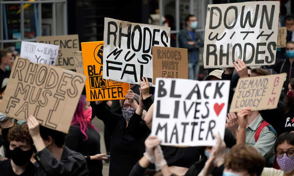 As One of Oxford's Few Black Professors, Let Me Tell You Why I Care About Rhodes