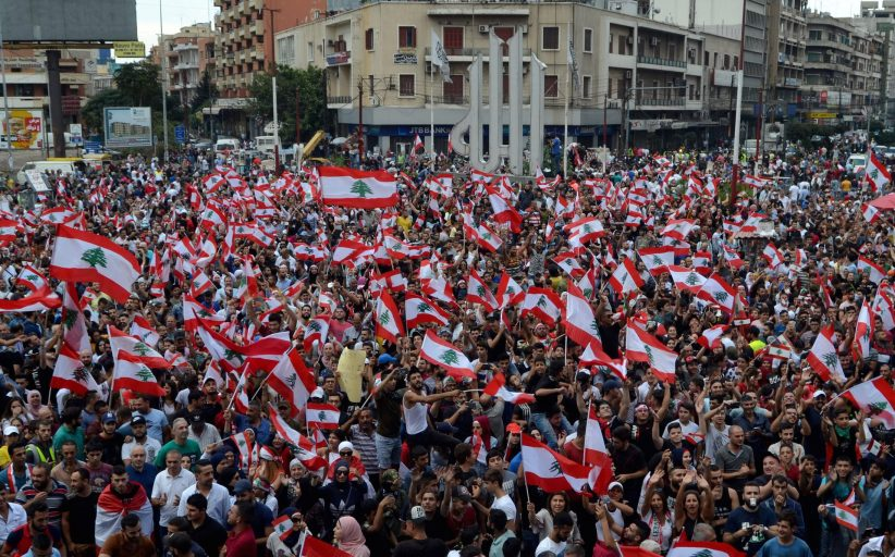 In Lebanon, It Is All About People's Power