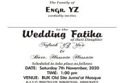 As Naifsah YZ Ya'u Takes the Nupital Turn