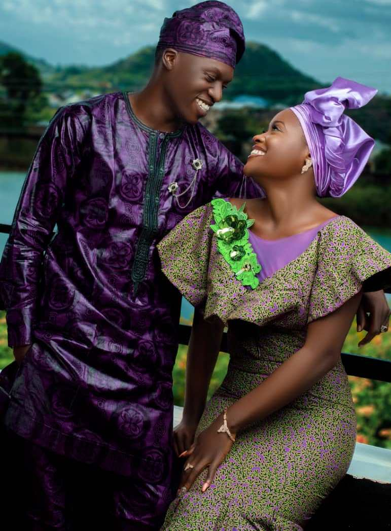 The Pam and Upah Wedding Bells @ a Time of Political Cholera