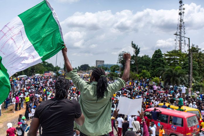 Although Categorically Predicted, #EndSARS Revolt Catches Nigeria Off Guard With 4 Challenges