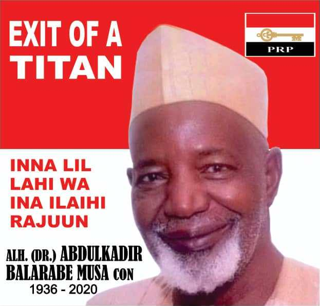 Flashback to a Titanic Insight on the Titan, Abdulkadir Balarabe Musa