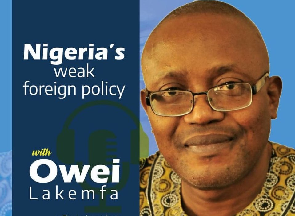 Is SIRA Signaling Geopolitics in Nigerian Foreign Policy in Electing Owei Lakemfa President?