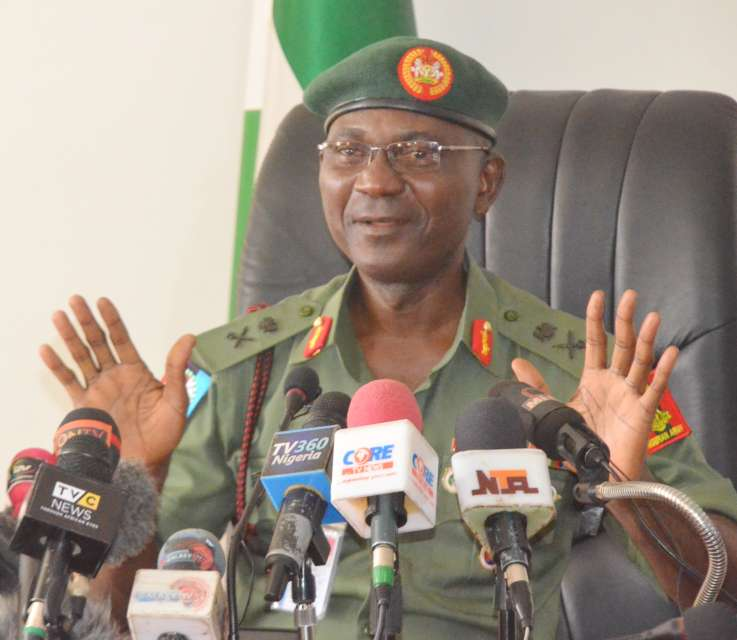 Nigerian Military Replies Amnesty International on Alleged Death of 10,000 in Custody
