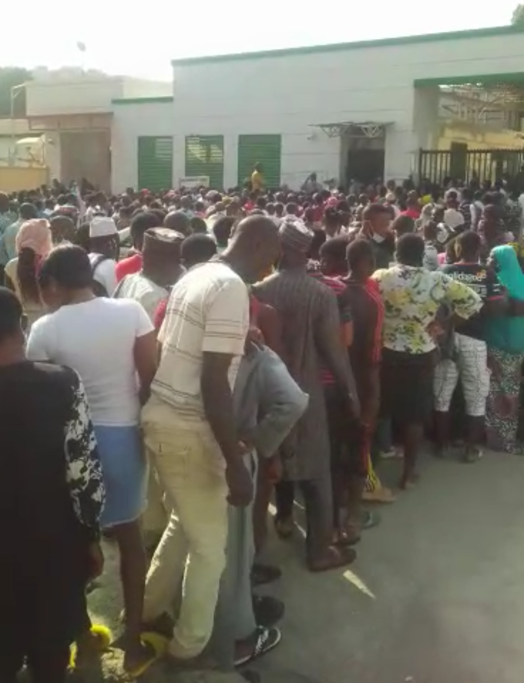 Glitch Greets National ID Card Verification Across Nigeria But Why?