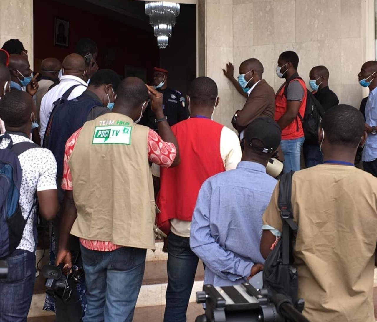 See What 2020 Did to African Journalists, According to RFI Report