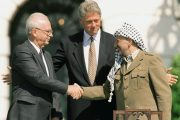 Larry King's Death As Reminder of the Night Yasser Arafat Slept in the UN Chief's Office