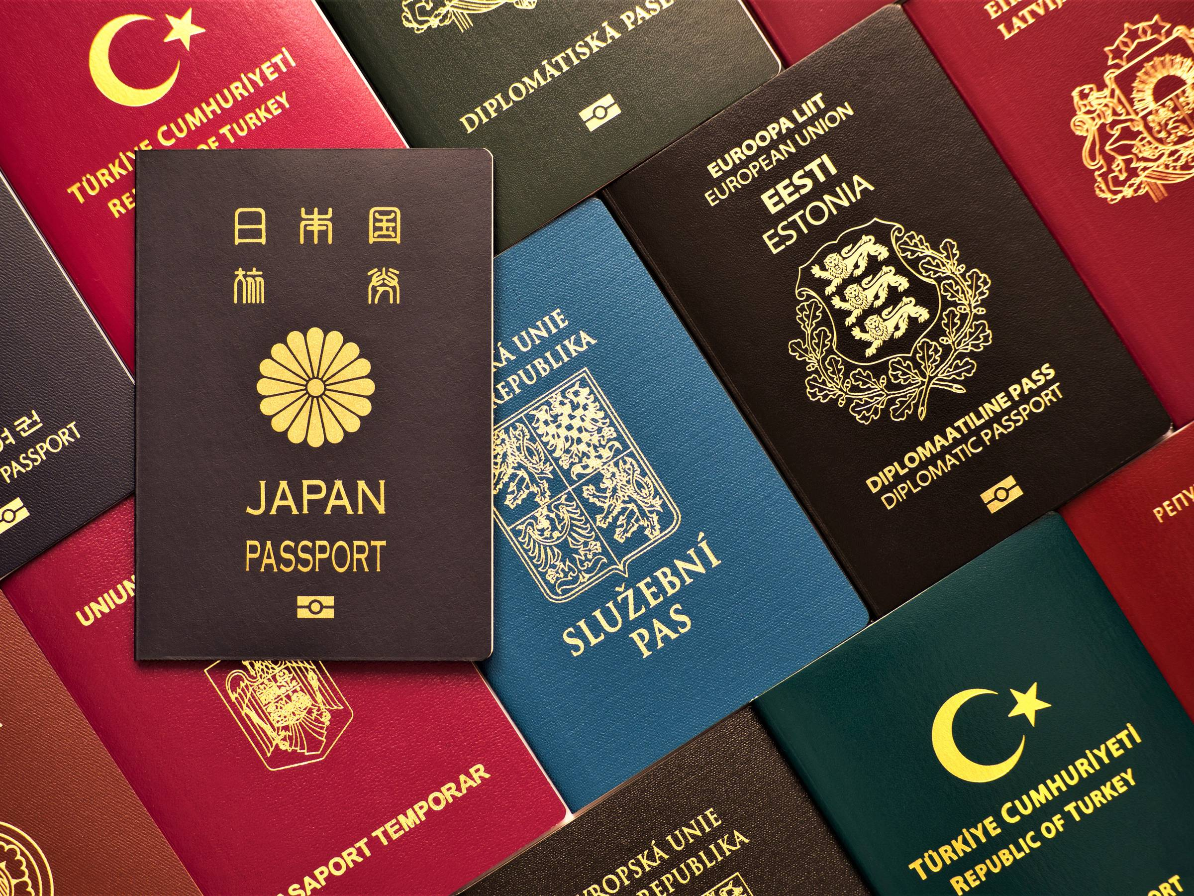 Japan Tops 2021 World Passport Ranking