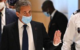 Ex-French President, Nicholas Sarkozy Moves From Mr. President to Mr. Prisoner
