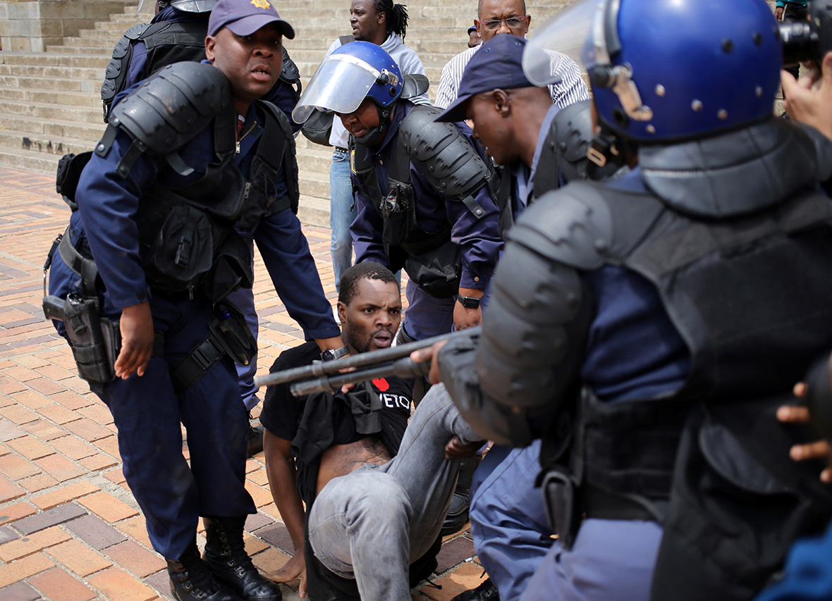 Wits University Students' Protest Leaves One Dead