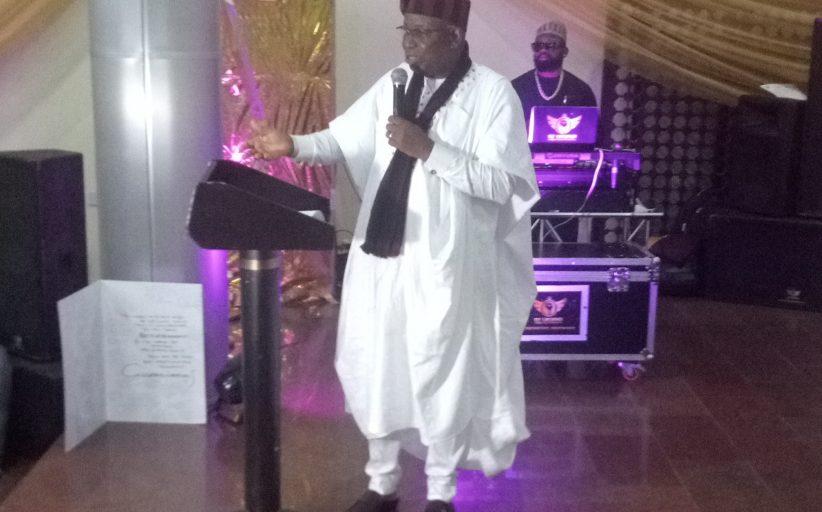 The 'Coronation' of Mathew Agaba