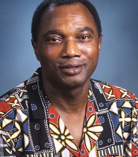 Prof Tanure Ojaide in a High Profile Literary Visit to Veritas University, Abuja