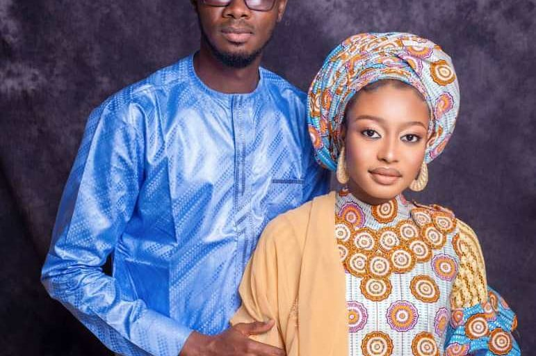 The Wedding in Gombe They Can't Wait For