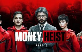 'Money Heist' is Here, Catching On Steadily